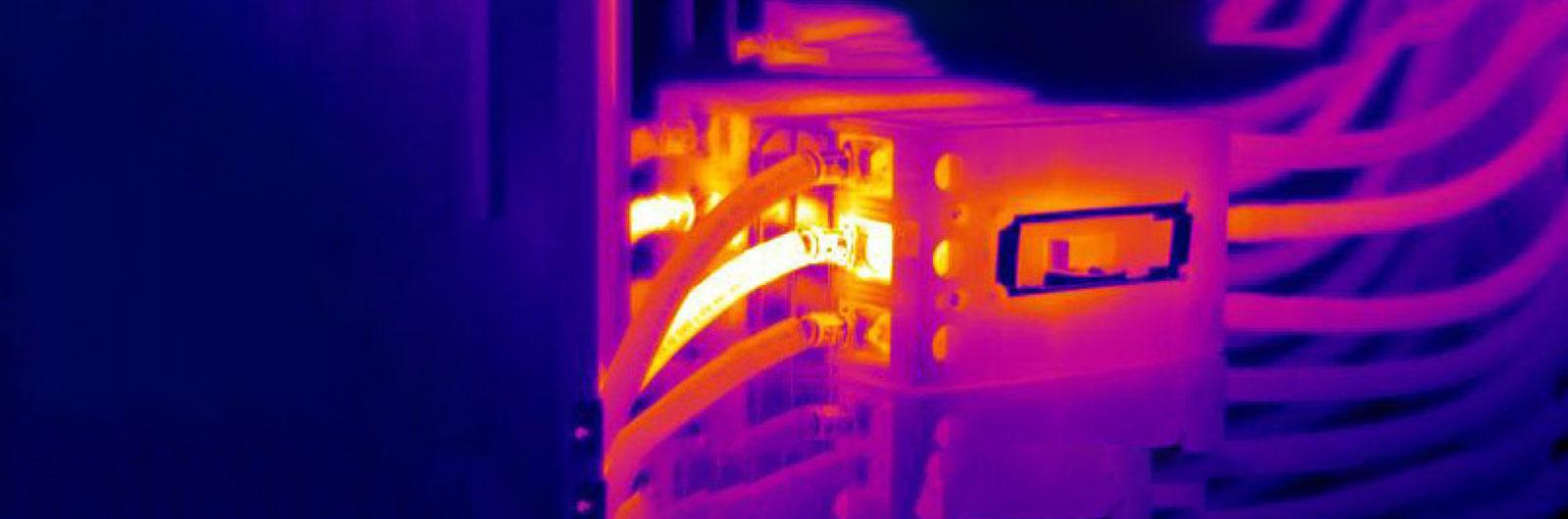 Термография на електрически съоръжения