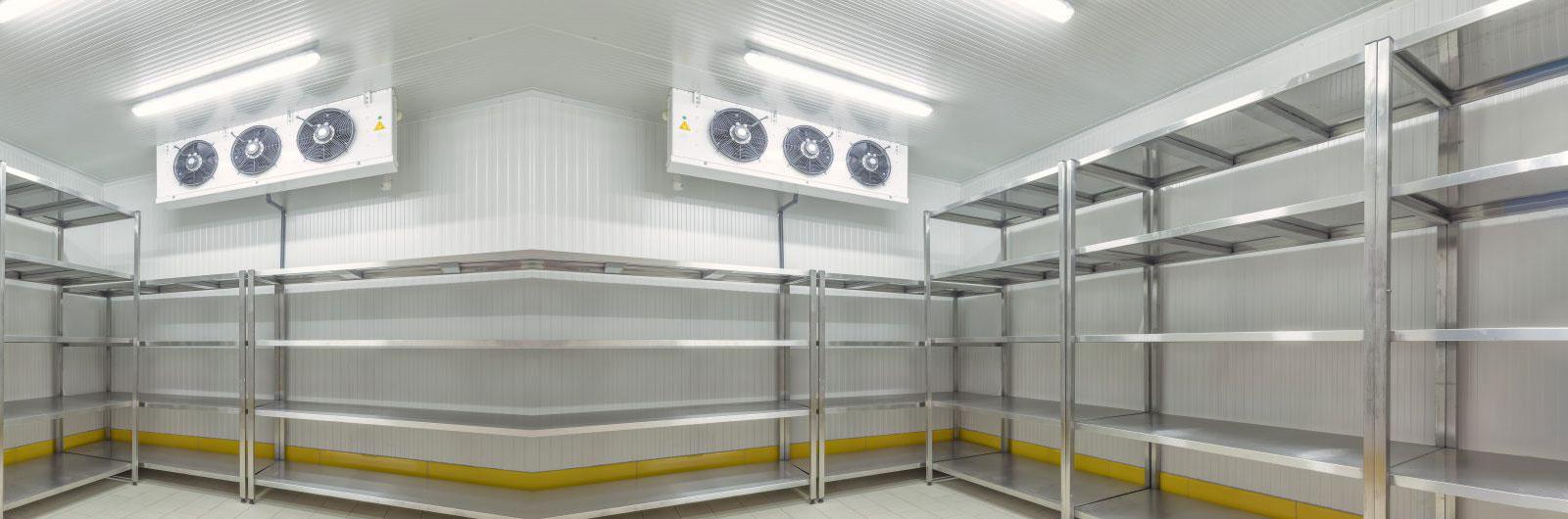 Термография на хладилни камери